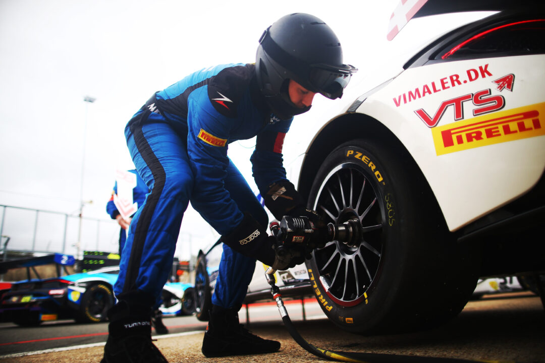 HHC Tyre Change